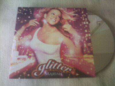 Mariah Carey - Glitter - Full Promo Cd Album