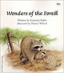 Wonders of the Forest by Sabin, Francene   Book   condition acceptable