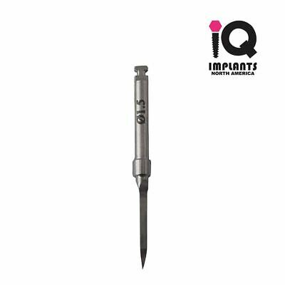 IQ USA Lance Pilot Drill, 1.5mm Short