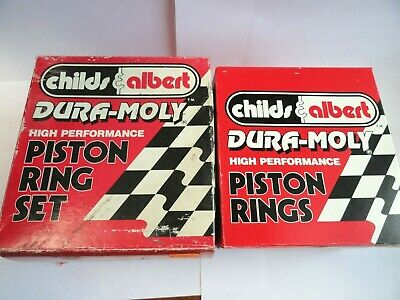 Childs & Albert Dura-Moly High Performance Ring Set #RS-10433-5   4.630 Bore