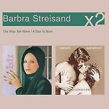 The Way We Were / A Star Is Born by Barbra Streisand | CD | condition good
