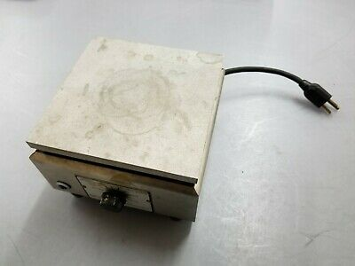 Thermolyne Laboratory Hot Plate HP-A1915B Type 1900 Used, Tested, Working