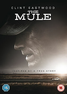The Mule (DVD) Clint Eastwood, Bradley Cooper, Laurence Fishburne, Michael Peña