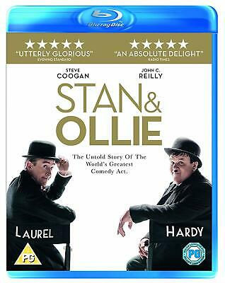 Stan and Ollie [2019] (Blu-ray) Steve Coogan, John C. Reilly