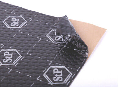 STP Black Silver Dämmung Door Pack 20 pcs  (27,17 EUR/m²)