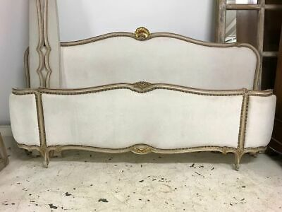 LOVELY  FRENCH EMPEROR SIZE BED - JUST IN  - qq1
