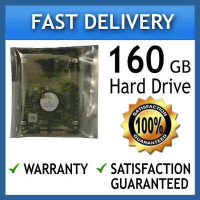 160Gb Laptop Hard Drive Hdd Disk For Msi Cr61 2M, Cr61 3M, Cr62 6M, Cr70 2M