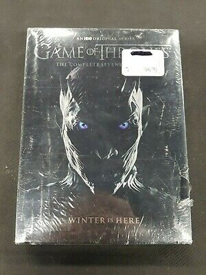 Game of Thrones: The Complete Seventh Season (DVD) [NEW]