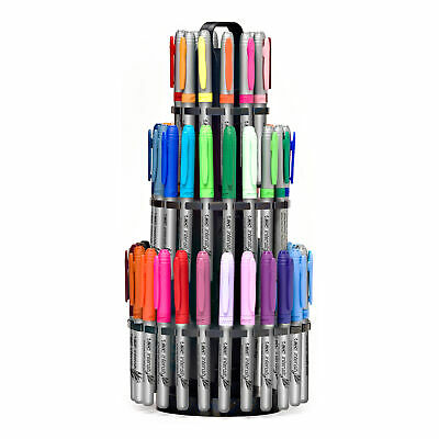 BIC Intensity Permanent Markers & Storage Tower, 54-Count