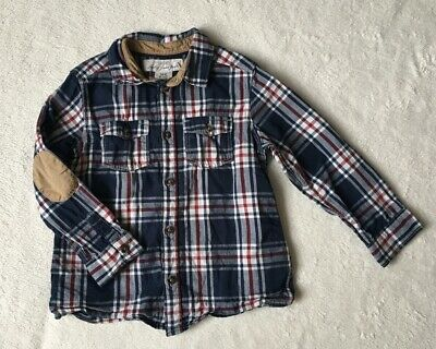 ***H&M baby boy Checked shirt 1,5-2 years EXCELLENT!***