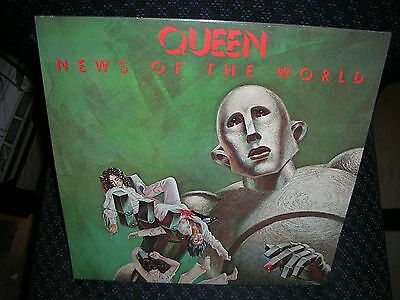 QUEEN **News of the World **BRAND NEW 180 GRAM RECORD LP VINYL