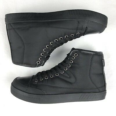 8722dcd8b419b BRAND NEW RIP-OFF'S Type One High Top High End Luxury Sneakers Black ...