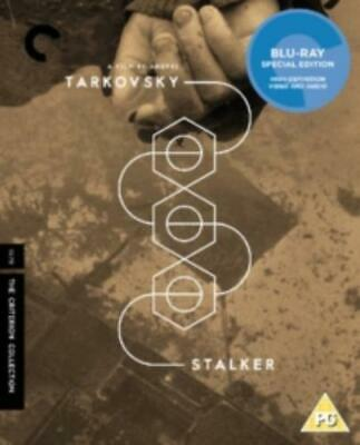 Stalker - The Criterion Collection =Region B BluRay,sealed=