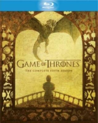 Game of Thrones: The Complete Fifth Season =Region B BluRay,sealed=