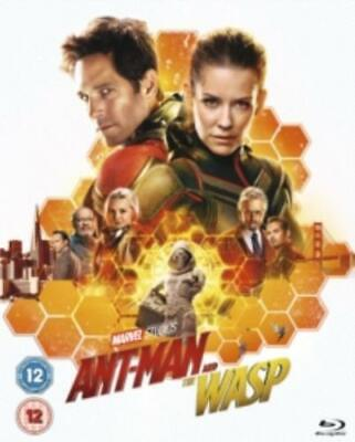 Ant-Man and the Wasp =Region B BluRay,sealed=