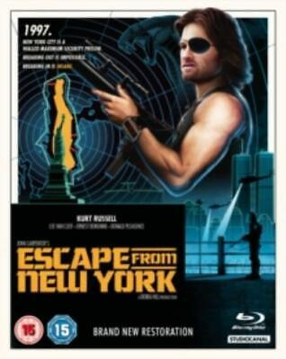 Escape from New York =Region B BluRay,sealed=