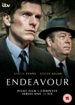 Endeavour: Complete Series 1-6 =Region 2 DVD,sealed=