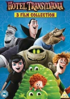 Hotel Transylvania: 3-film Collection =Region 2 DVD,sealed=