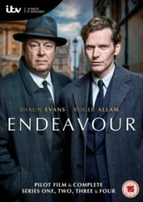 Endeavour: Complete Series 1-4 =Region 2 DVD,sealed=
