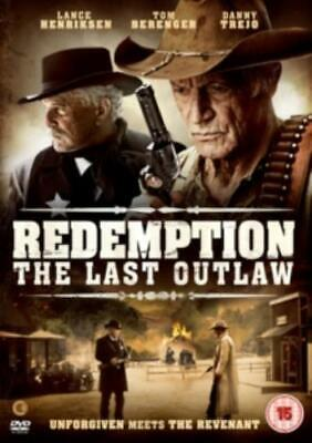 Redemption: The Last Outlaw =Region 2 DVD,sealed=