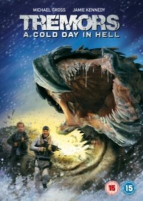 Tremors - A Cold Day in Hell =Region 2 DVD,sealed=
