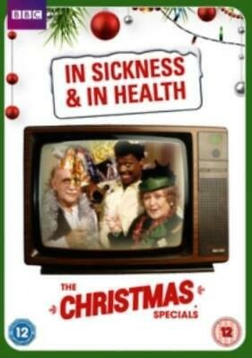 In Sickness & in Health: The Christmas Specials =Region 2 DVD,sealed=