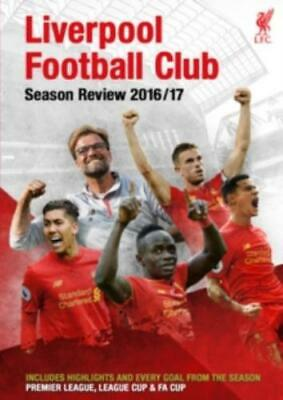 Liverpool FC: End of Season Review 2016/2017 =Region 2 DVD,sealed=