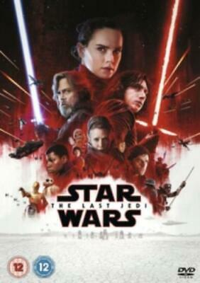 Star Wars: The Last Jedi =Region 2 DVD,sealed=