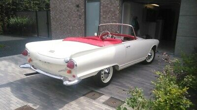 Auto union 1000 sp roadster 1964 Oldtimer