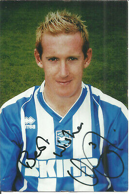 Football Autograph Kerry Mayo Brighton & Hove Albion FC Signed Photograph F749