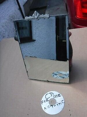 Small  Vintage   Art  Deco  Wall  Mirror.   Free  Delivery.