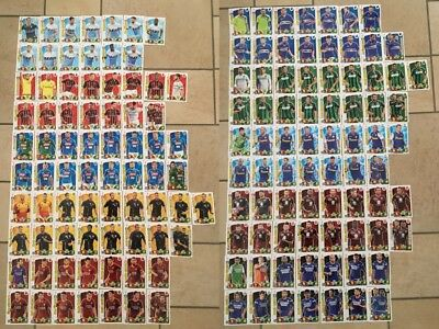 Panini Adrenalyn Xl 2018-19 2018 2019 Card Cards Set Base Da 181 360 Calciatori