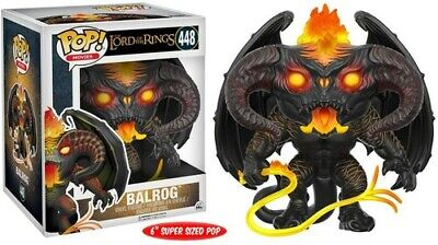Lord Of The Rings/Hobbit - Balrog - Funko Pop! (2017, Toy NUEVO)