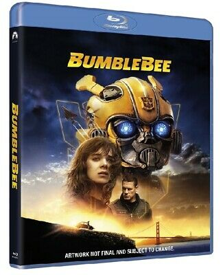 1124315 Movie - Bumblebee (Blu-Ray)