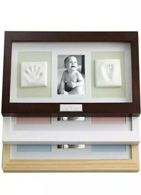 Red Envelope Deluxe Baby Keepsake Kit Hand And Foot Impression And Frame Kit
