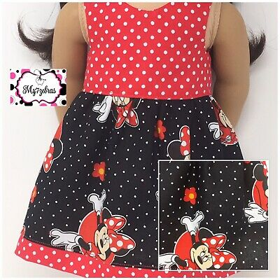 934140e1d2a93 Minnie Mouse Inspired Dress For 18