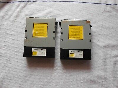1 LOT OF 2 DVD DRIVE Model TGM600  Original XBOX, Parts or repair Details