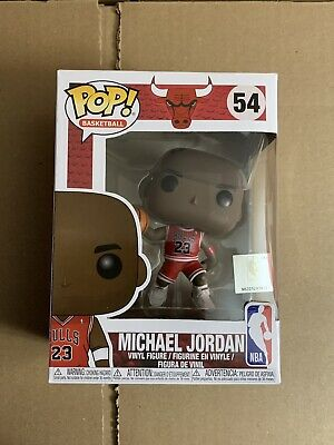 Funko POP! NBA Chicago Bulls - Michael Jordan #54 - PRE ORDER FREE POP PROTECTOR