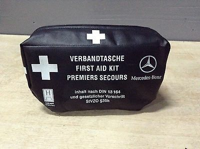 Mercedes C220 First Aid Bag And Kit