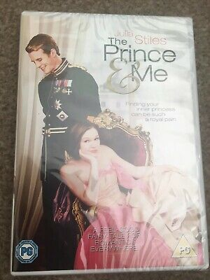 The Prince and Me - Sealed NEW DVD - Julia Stiles