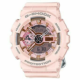 BRAND NEW | Casio G Shock Light Pink and Rose Gold Watch UNISEX  |  NO BOX