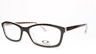 5cfc779b91 New Oakley Ox 1089 0253 Brown Authentic Eyeglasses Frame Rx Ox1089 53-16