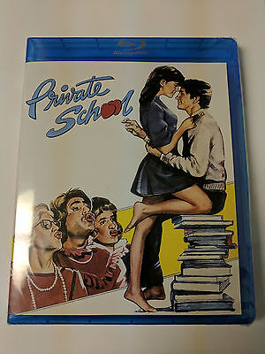 Private School Special Edition 1983 Blu-Ray REGION FREE Phoebe Cates SEALED NEW