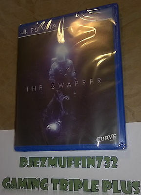 The Swapper (Playstation Vita, Psv) Limited Run (Only 3300 Made)