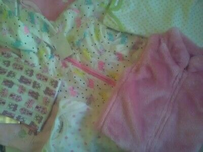 New Lot Of Girl Baby Clothes