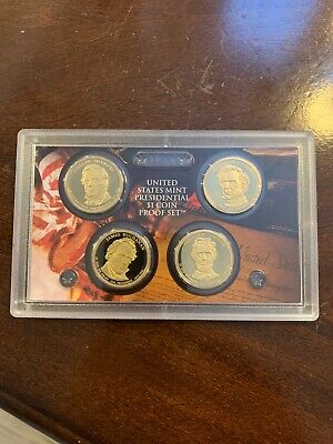 2007 United States Mint Presidential $1 Coin Proof Set