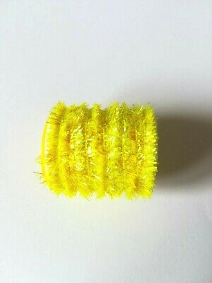3 Metre Length Pack Of 6Mm Wide Cactus Chenille - Choice Of Great Colours