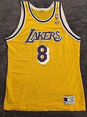 3be6d0d4f KOBE BRYANT  8 Los Angeles Lakers Champion Mamba Black Nba Jersey ...