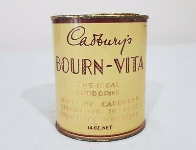 Cadbury's Bourn-Vita 14oz.net Tin