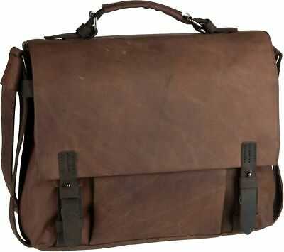 a97aeefef1b49 Harold s Leado 2441 Mappe Aktentasche Leder Businesstasche Briefcase  Officebag